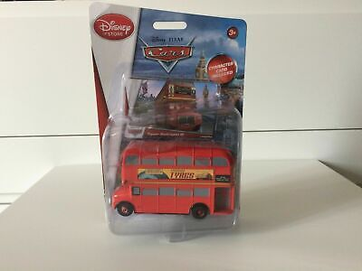 $ CDN50.97 • Buy Disney Store Cars Topper Deckington Double Decker Bus (Character Card Included)