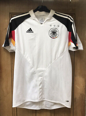 Vintage Adidas Germany Football Shirt 2004/2005 Size Mens S • 17£