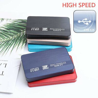 External Hard Drive Disk Micro USB 3.0 HDD/SSD For Desktop PC Loptop 40G-2TB BR • 47.99£