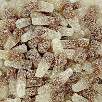 Fizzy Cola Bottles Retro Sweets Party Wedding Favours Candy Pick N Mix • 5.71£