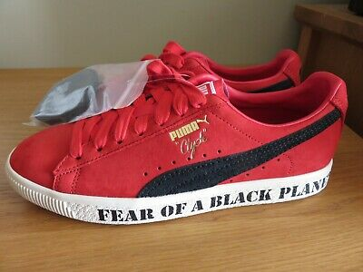 Puma Clyde X Public Enemy - 374539 01 - Uk 7.5, Eur 41 - Brand New In Box • 49.99£