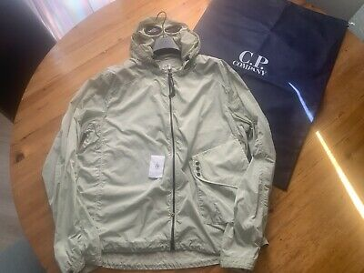 Cp Company Chrome Goggle Hoodie XXL Green Jacket • 160£