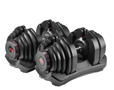 $ CDN2066.77 • Buy Bowflex SelectTech 1090 Adjustable Exercise Dumbbell Weights -PAIR FREE SHIPPING