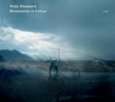 Andy Sheppard - Movements In Colour - CD With Slipcover - ECM Records (2009) • 8.99£