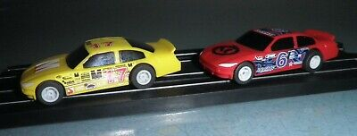 Micro Scalextric American Stock Cars • 15.50£