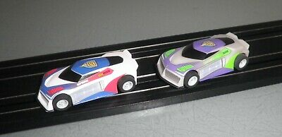 Micro Scalextric Concept Cars - Spark And Ghost • 14.50£