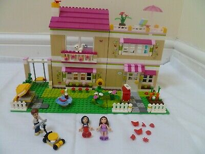 Lego Friends 3315 Olivia's House Complete Retired Set Instructions No Box • 19.50£