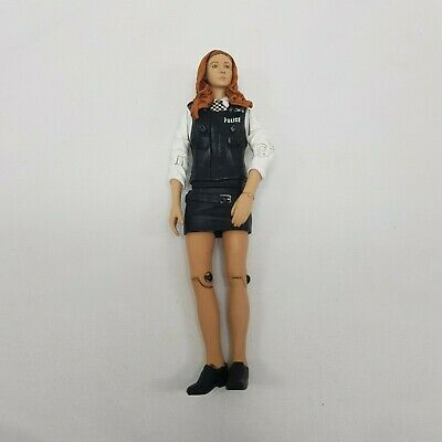 Amy Pond Police Uniform 5.5  Action Figure Dr Who Eleventh Doctor Who Matt Smith • 5.95£