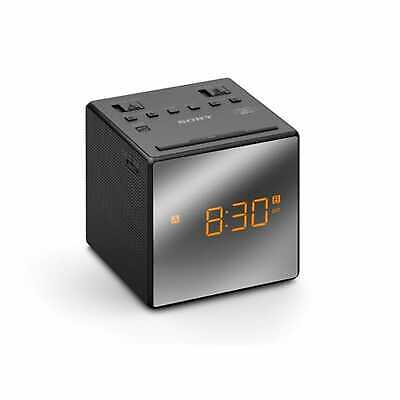 Sony ICF-C1T Clock Radio In Black FM/AM Tuner Dual Alarm - Black  • 18.99£