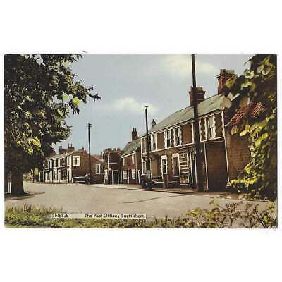 SNETTISHAM Post Office, Norfolk Postcard By Frith Unused • 5.75£