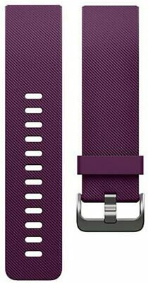 $ CDN4.99 • Buy Fitbit Blaze Classic Plum Accessory Band, Small