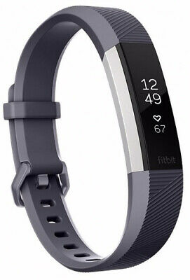 $ CDN102.82 • Buy Fitbit Alta HR Activity Tracker + Heart Rate Monitor Color Black S