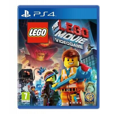 AU26.81 • Buy The Lego Movie Videogame PS4 Game