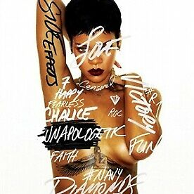 AU11.35 • Buy Rihanna Unapologetic CD