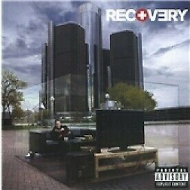 AU15.90 • Buy Eminem Recovery CD