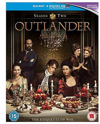 AU15.45 • Buy Outlander Season 2 Blu-ray