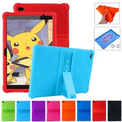 Stand Silicone Case Cover For Huawei MediaPad M5 Lite 10.1 BAH2-L09/W19 Tablet • 7.72£