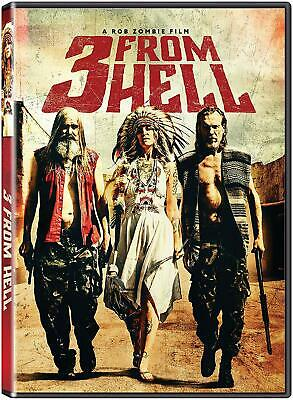 AU14.99 • Buy 3 From Hell DVD