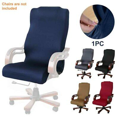 AU21.72 • Buy Furniture Protector High Back Office Chair Cover Modern Simplism Computer Seat