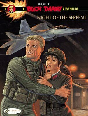 £7.84 • Buy Buck Danny 1 - Night Of The Serpent By Francis Bergese 9781905460854   Brand New