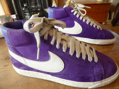 Mens/womens NIKE Blazers - Size Uk 7 ( 2012 ) Great Condition • 34.99£