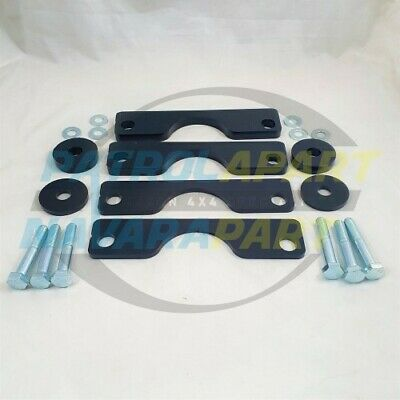 AU175 • Buy K-Frame Rear Chassis Spacer Lift Kit 8mm 16mm 24mm For Nissan Patrol Y62 (PAP-01