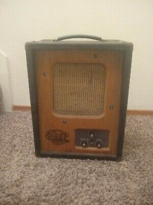 $ CDN400.02 • Buy Rare Vintage Rock Amps Petros 1 Guitar Amplifier Combo Amp 70s
