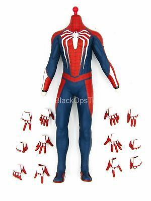 $ CDN248.55 • Buy 1/6 Scale Toy Spiderman - Advanced Suit - Male Suited Body W/Hand Set