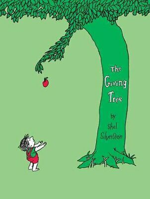 The Giving Tree By Shel Silverstein 9780060256654 | Brand New | Free UK Shipping • 17.71£