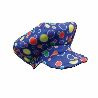 Dress Up America Clown Cap (Blue) For Kids • 11.43£