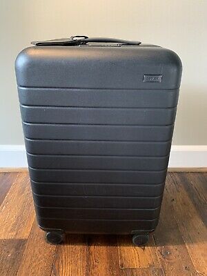 View Details AWAY Luggage - The Bigger Carry-On Suitcase W/Ejectable Battery - Black - $245 • 159.00$