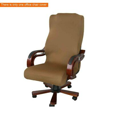 AU20.26 • Buy Modern Simplism Computer Seat Thicken Office Chair Cover Protective High Back AU