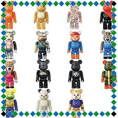 $228.71 • Buy Bearbrick Series 39 Each Height About 70Mm Painted Figure Box