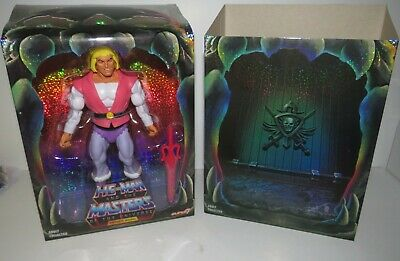 $64.99 • Buy Masters Of The Universe Classics Prince Adam Laughing SDCC Exclusive Filmation