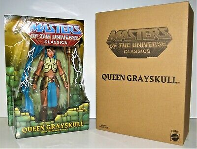$83.99 • Buy MOTU Classics Queen Grayskull Masters Of The Universe MOC MISB Sealed New Mailer