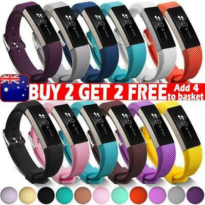 AU10.99 • Buy UK Replacement Silicone Wrist Band Straps For Fitbit Alta / Fitbit Alta HR ACE