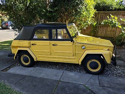 AU29000 • Buy VW Type 182 'Thing' 1974 Excellent Condition