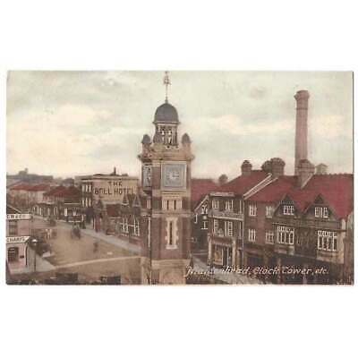 £6.50 • Buy MAIDENHEAD Clock Tower, Bell Hotel Behind, Old Postcard By Frith, Unused