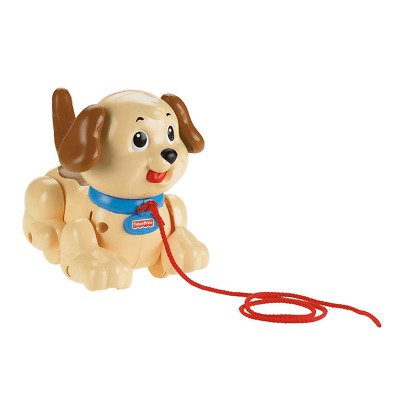 Fisher-Price Lil' Snoopy Pull Along Dog • 12£
