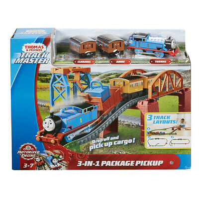 £27 • Buy Fisher-Price Thomas & Friends 3-in-1 Pickup Train Track Set