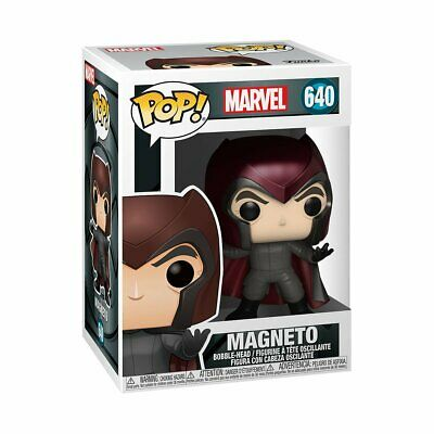 Funko Pop! Marvel: Magneto (Bobble-Head) • 10£