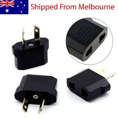 AU5.49 • Buy EU, JP, US, To Australia AU AC Power Plug Travel Converter Adapter