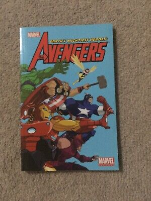The Avengers Earths Mightiest Heroes Comic 1-4 • 5£