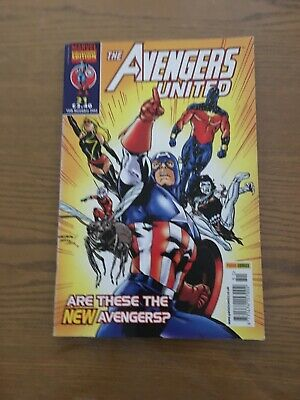 The Avengers United Issue 21 • 2.50£