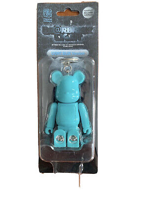 $50 • Buy Medicom Toy BEARBRICK Keychain - BEARBRICK LIGHT Light Blue Version