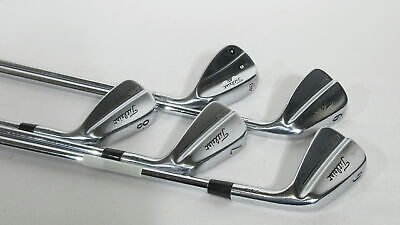 $ CDN296.58 • Buy TITLEIST MB 714 FORGED IRONS & SM6 WEDGE (6-9,48*) Project X 6.0 STIFF +1/2