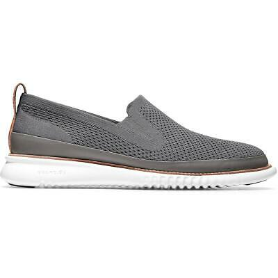 $ CDN131.68 • Buy Cole Haan Mens 2.ZEROGRAND Slip-On Perforated Flats Casual Shoes BHFO 3846