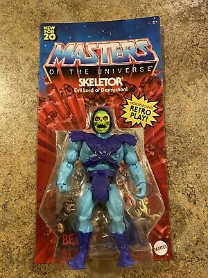 $19 • Buy Masters Of The Universe Origins Skeletor 5.5 Inch Action Figure - GNN88 Walmart