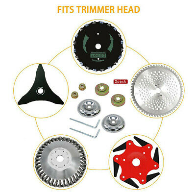 £6.65 • Buy Blade Adapter Kit For Stihl String Trimmers Lawnmower Brush Cutter Strimmer Set