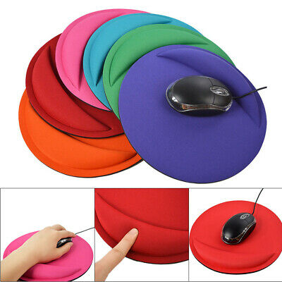 Gel Wrist Rest Comfort Support Gaming Mouse Mice Mat Pad For Computer PC Laptop • 4.95£